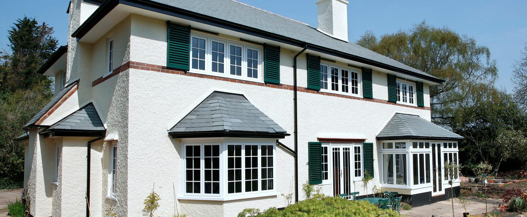 aluminium windows | seal-lite group | north somerset