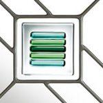 Green decorative glazing