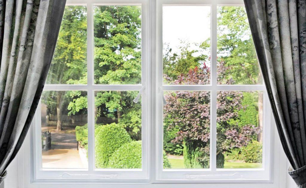 Secondary glazed window