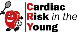 Cardiac risk in the young logo
