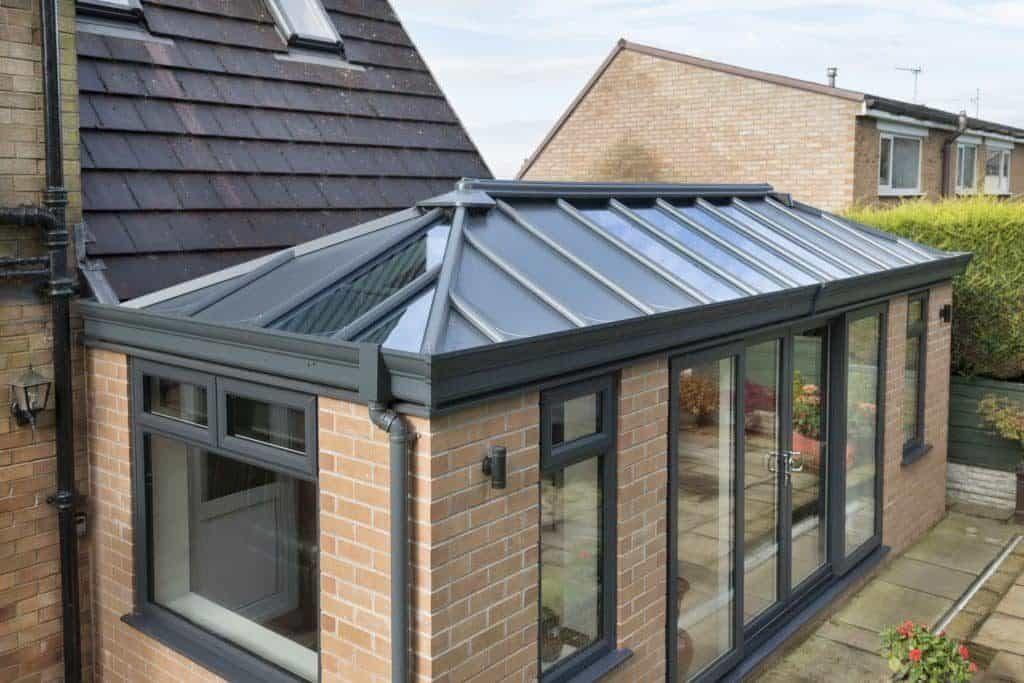 Ultraframe Livin Roof